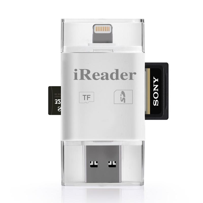 Podłączenie karty SD dla iPada