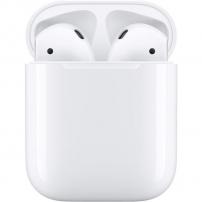 Oryginalne Apple AirPods (2019) bezprzewodowe słuchawki